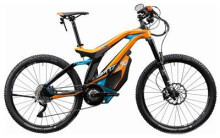 E-Bike M1-Sporttechnik Spitzing S-Pedelec orange