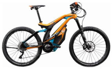E-Bike M1-Sporttechnik Spitzing R-Pedelec orange