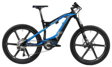 E-Bike M1-Sporttechnik Spitzing Evolution Worldcup blue