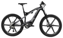E-Bike M1-Sporttechnik Spitzing Evolution Worldcup anthracite