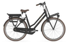 E-Bike Gazelle Miss Grace C7+ HMB L Black