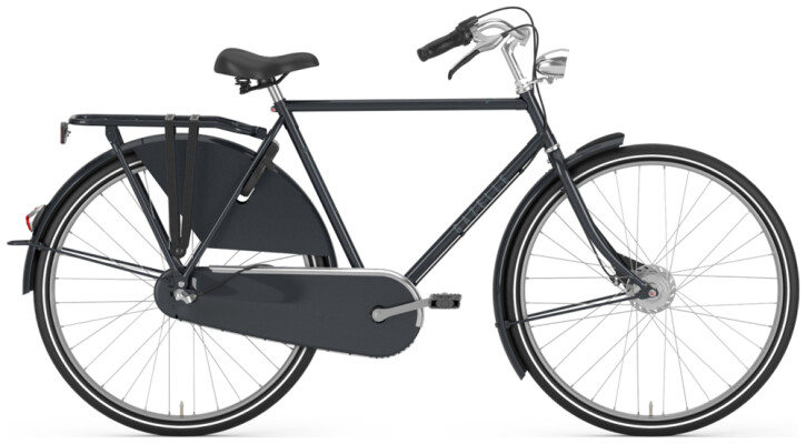 Hollandrad Gazelle Classic H Panther black 2019