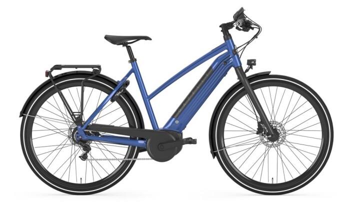 E-Bike Gazelle CityZen C8+ HMB M Tropical blue 2019