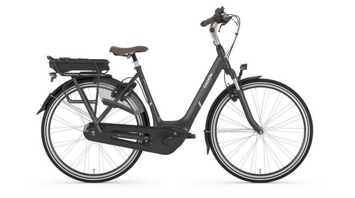 E-Bike Gazelle Arroyo C7+ HMB L Black 2019