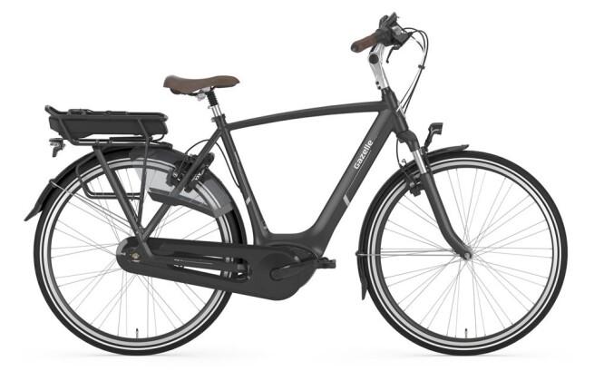 E-Bike Gazelle Arroyo C7+ HMB H Black 2019