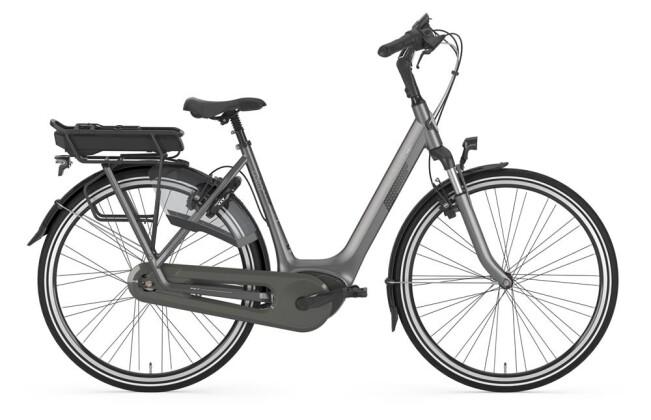 E-Bike Gazelle Arroyo C7+ HMB L Desert titanium grey 2019