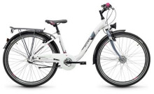Kinder / Jugend S´cool chiX alloy 26 3-S white/anthrazit
