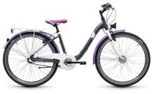 Kinder / Jugend S´cool chiX steel 26 3-S darkgrey/violett