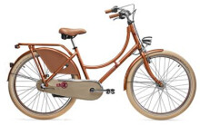 Kinder / Jugend S´cool chiX classic 26-3 bronce red matt