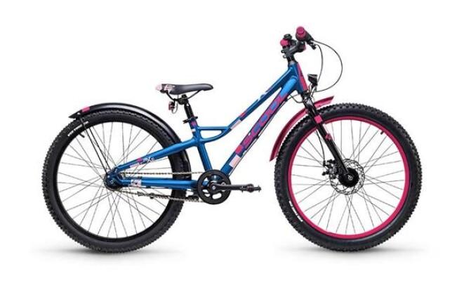 Kinder / Jugend S´cool faXe 24 7-S blue/pink matt 2019