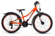 Kinder / Jugend S´cool troX urban 24 21-S neon orange
