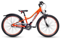 Kinder / Jugend S´cool troX urban 24 3-S neon orange