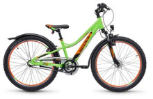 Kinder / Jugend S´cool troX urban 24 3-S neon green