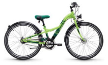 Kinder / Jugend S´cool XXlite steel 24 7-S neon green