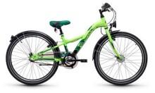 Kinder / Jugend S´cool XXlite steel 24 3-S neon green