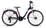 Kinder / Jugend S´cool chiX alloy 24 21-S darkgrey/violett matt