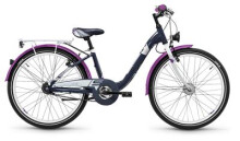 Kinder / Jugend S´cool chiX alloy 24 7-S darkgrey/violett matt
