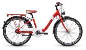 Kinder / Jugend S´cool chiX steel 24 7-S red