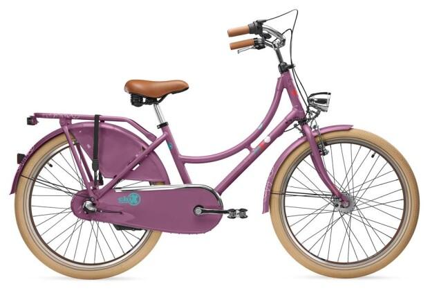 Kinder / Jugend S´cool chiX classic 24-3 purple/blue matt 2019