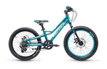 Kinder / Jugend S´cool faXe race 20-7 S darkgreen/aqua matt