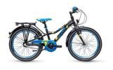 Kinder / Jugend S´cool Emoji Dirt 20-3 black/blue matt