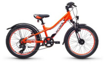 Kinder / Jugend S´cool troX urban 20 7-S neon orange