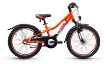 Kinder / Jugend S´cool troX urban 20 3-S neon orange