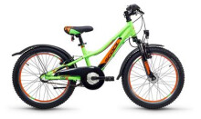 Kinder / Jugend S´cool troX urban 20 3-S neon green