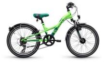 Kinder / Jugend S´cool XXlite steel 20 7-S neon green