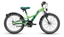 Kinder / Jugend S´cool XXlite steel 20 3-S neon green