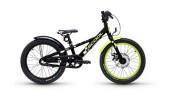 Kinder / Jugend S´cool faXe alloy 18-3 black/lemon matt