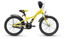 Kinder / Jugend S´cool XXlite alloy 18-3 yellow/black matt