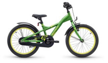 Kinder / Jugend S´cool XXlite steel 18 green/yellow