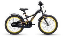 Kinder / Jugend S´cool XXlite steel 18 black/yellow
