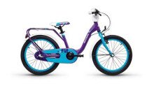 Kinder / Jugend S´cool niXe alloy 18-3 violet/blue