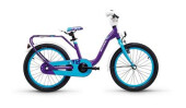Kinder / Jugend S´cool niXe alloy 18 violet/blue