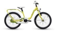 Kinder / Jugend S´cool niXe steel 18 yellow/green