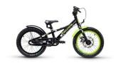 Kinder / Jugend S´cool faXe alloy 16 3G black/lemon matt