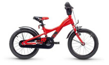 Kinder / Jugend S´cool XXlite alloy 16 red/black matt