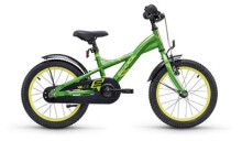 Kinder / Jugend S´cool XXlite steel 16 green/yellow