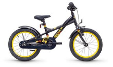 Kinder / Jugend S´cool XXlite steel 16 black/yellow
