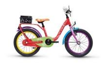 Kinder / Jugend S´cool niXe Chalk steel 16 red
