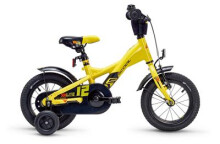 Kinder / Jugend S´cool XXlite alloy 12 yellow/black matt