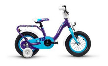 Kinder / Jugend S´cool niXe alloy 12 violet/blue