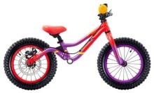 Kinder / Jugend S´cool pedeX Dirt violett/red matt