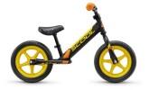 Kinder / Jugend S´cool pedeX race black/yellow matt