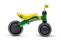 Kinder / Jugend S´cool pedeX first green/yellowmatt