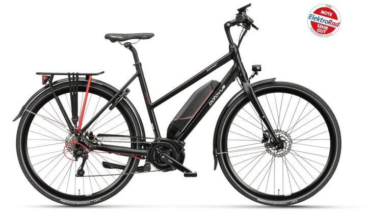 E-Bike Batavus Zonar E-go® black matt Damen 2019