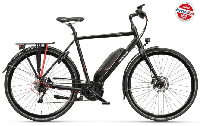 E-Bike Batavus Zonar E-go® black matt Herren 2019