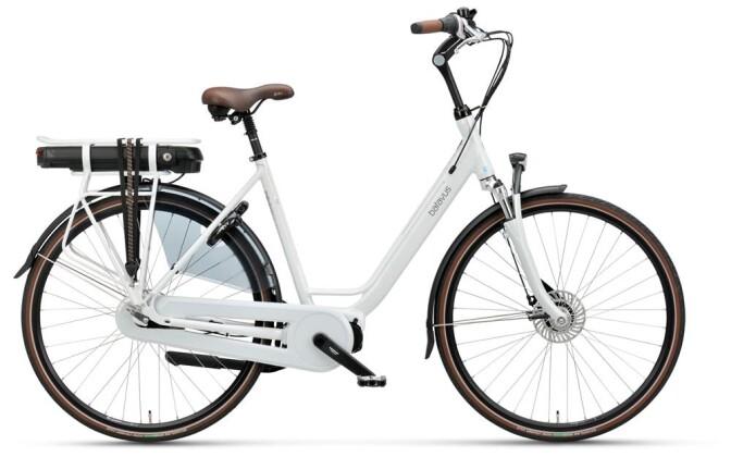 E-Bike Batavus Wayz Ego® Deluxe white 2019